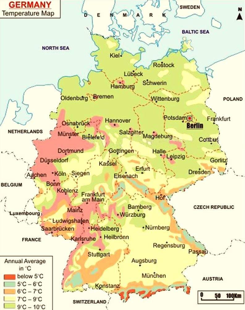 Солнце в германии: количество солнечных дней, часов в германии по годам, временам года, месяцам, а также по федеральным землям