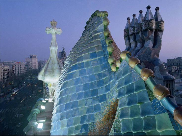 Дом бальо барселона –  удивительный проект гауди. история, фото, как добраться