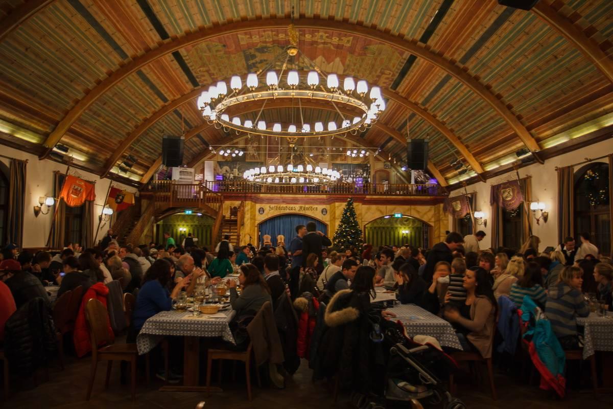 Мюнхен, германия: лучшие рестораны, где вкусно поесть