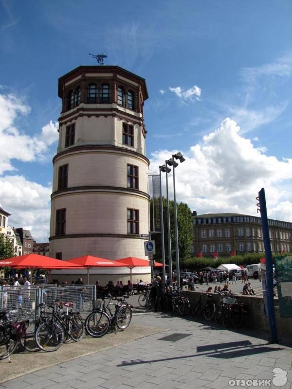 Достопримечательности дюссельдорфа: лучшие туристические места, фото и описание, карта