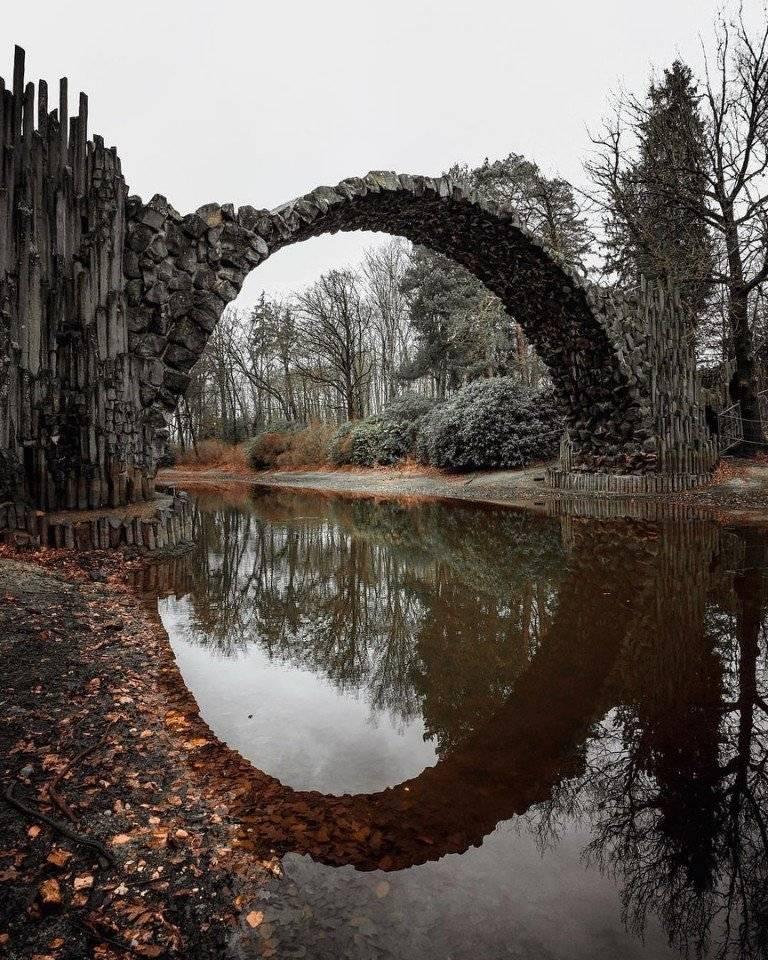 10 сказочно красивых арочных мостов мира, которые захочется увидеть вживую
