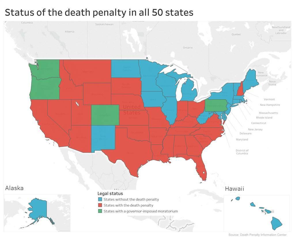 Америка в лицах. почему американцы поддерживают смертную казнь