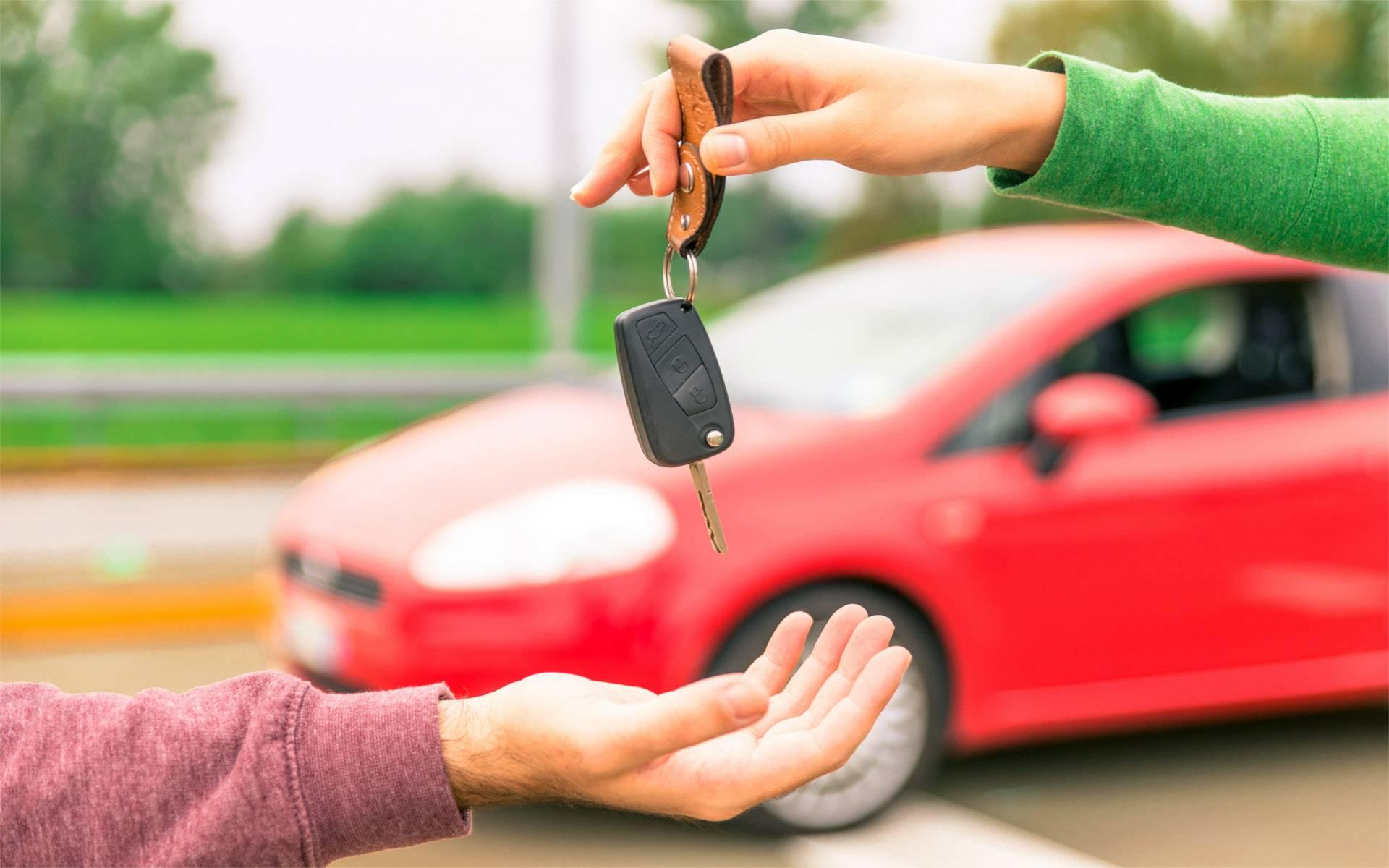 Аренда машины в европе: что для этого нужно?