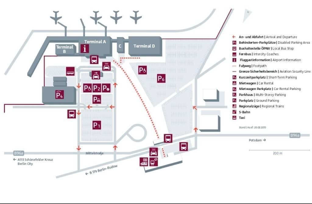 Как добраться из аэропорта берлин шенефельд (schönefeld) в центр берлина? фото-инструкция
