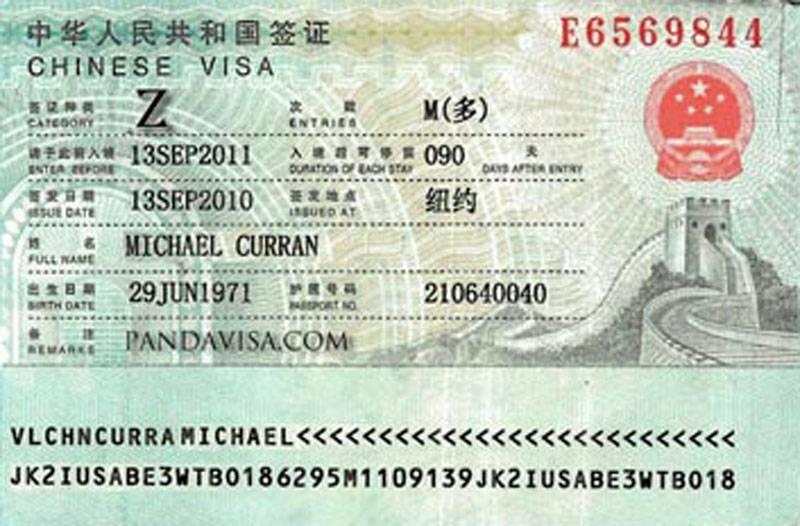 Нюансы рабочей визы в китай в 2020 году