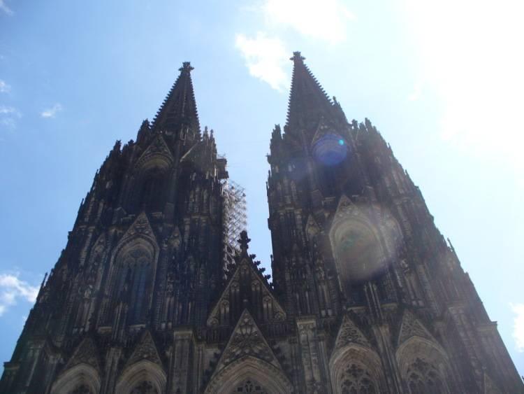 Кельнский собор в германии – описание, архитектура, история, фото
