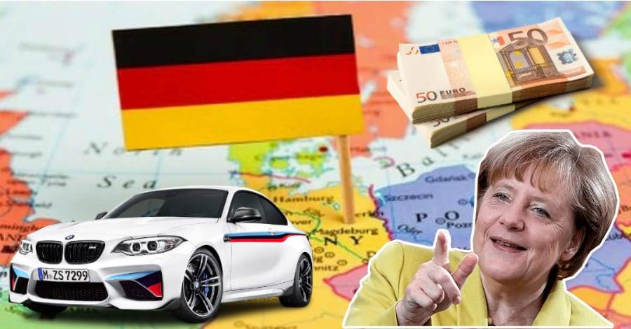 Гражданство по факту рождения в германии