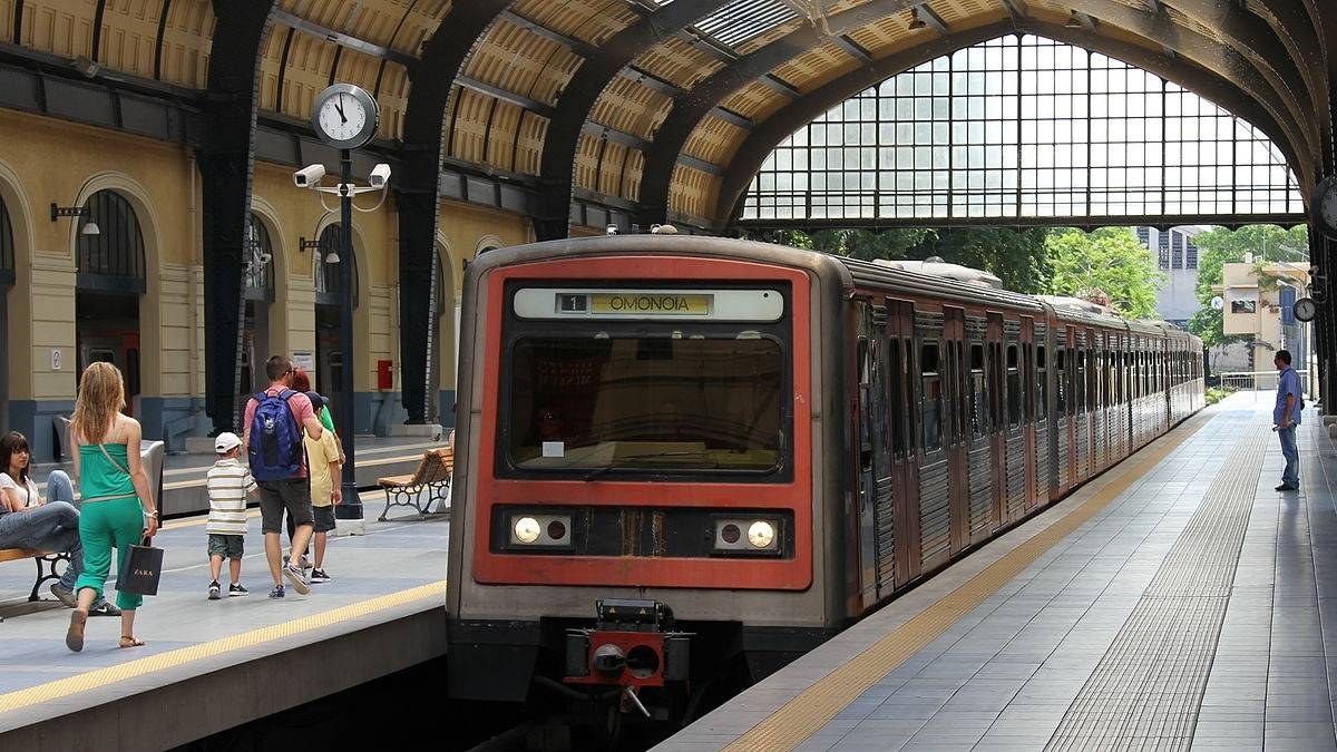 Метро в афинах: карта, билеты, время работы