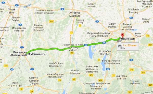 Поездка из зальцбурга в мюнхен — тонкости и нюансы путешествий всеми видами транспорта