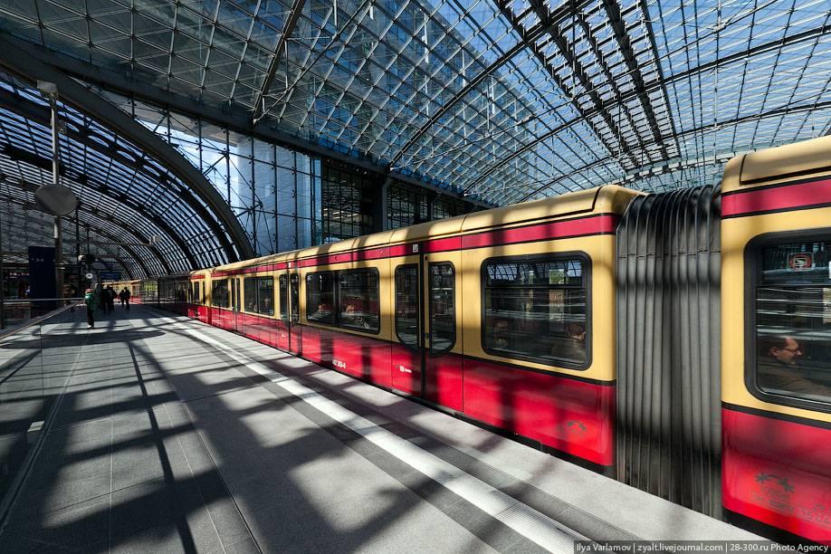 Метро в берлине: как пользоваться, стоимость, схема