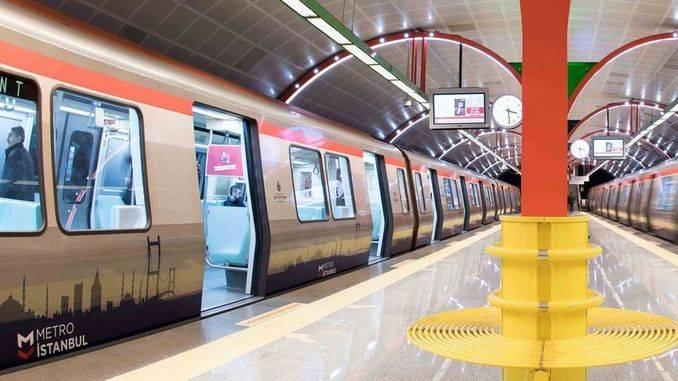 Метро стамбула: время работы, цена, схема