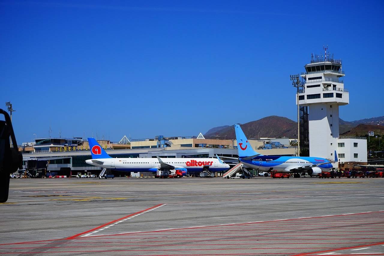 Аэропорты на канарских островах: расположение, маршруты, услуги
