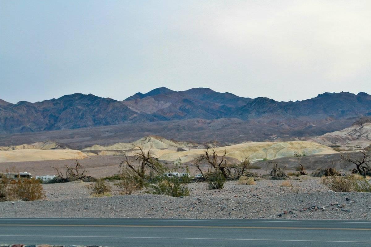 Долина смерти (национальный парк) — википедия. что такое долина смерти (национальный парк)