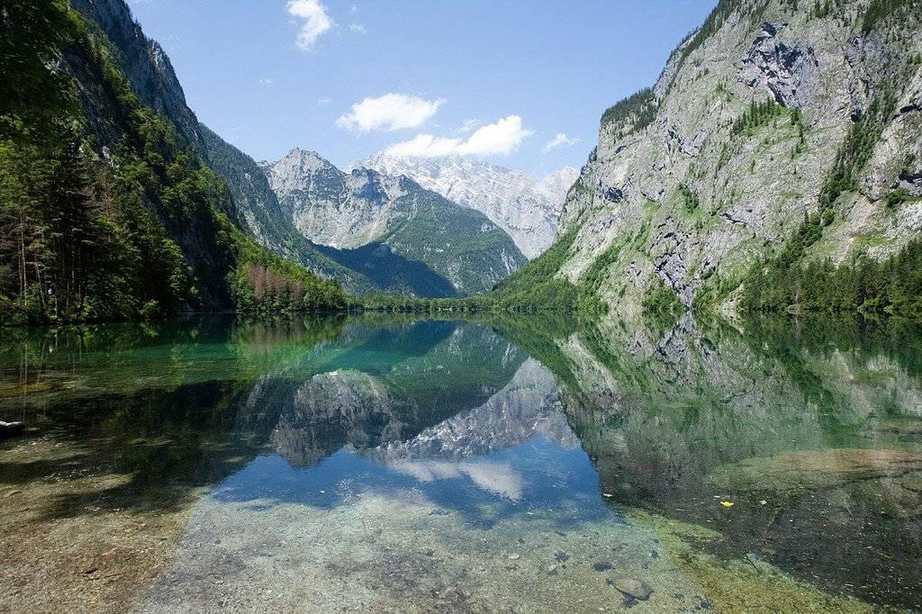 Чем замечательны национальные парки и заповедники германии: краткое описание