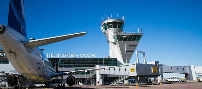 Хельсинки аэропорт вантаа