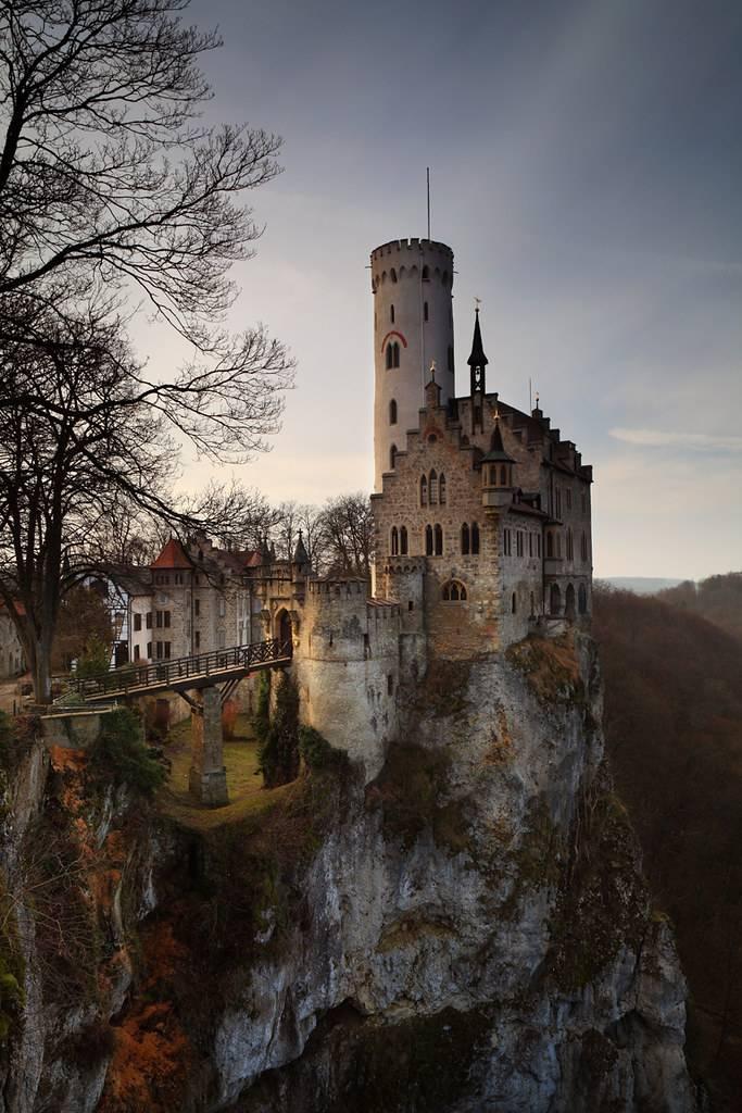 Самые древние замки германии – фото и описание