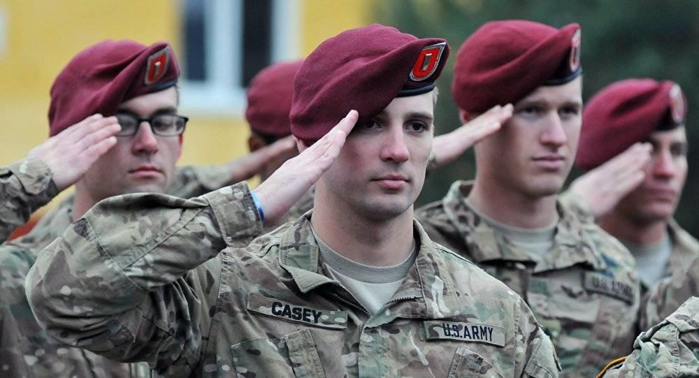 Служба в армии сша в 2020 году