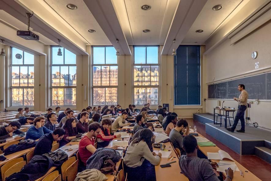 Бесплатное образование во франции, учеба для русских