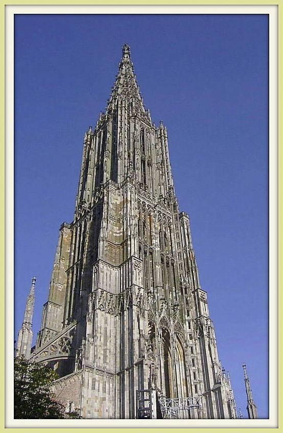Ульмский собор (ulmer münster)