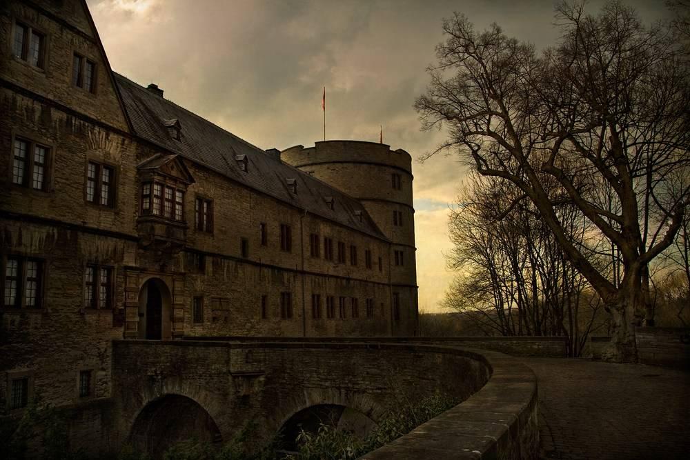 Тайны замка вевельсбург