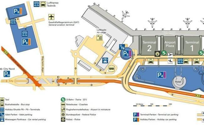 Аэропорт гамбурга — крупнейшие воздушные ворота германии на втором дыхании прогресса
