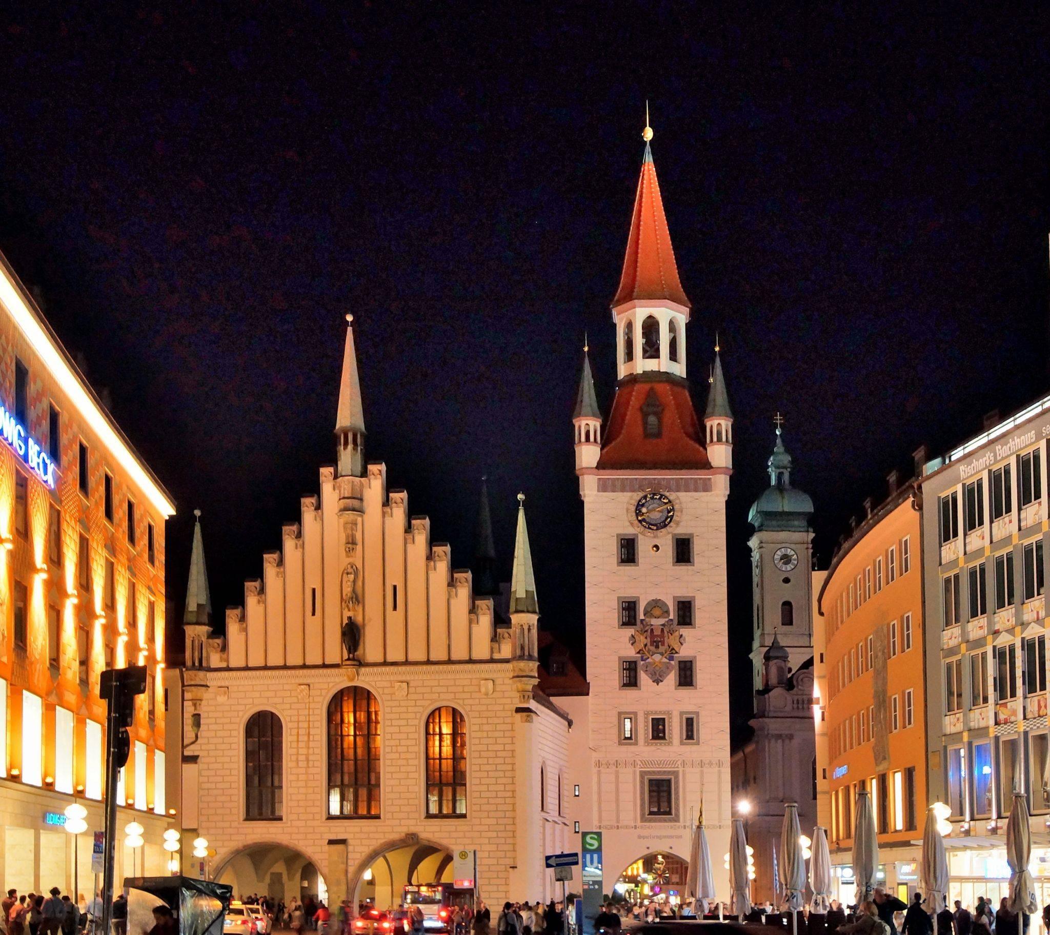Новая ратуша : описание, адрес, время работы - достопримечательности мюнхена