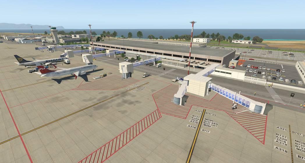 Международные аэропорты сицилии: названия и список аэропортов