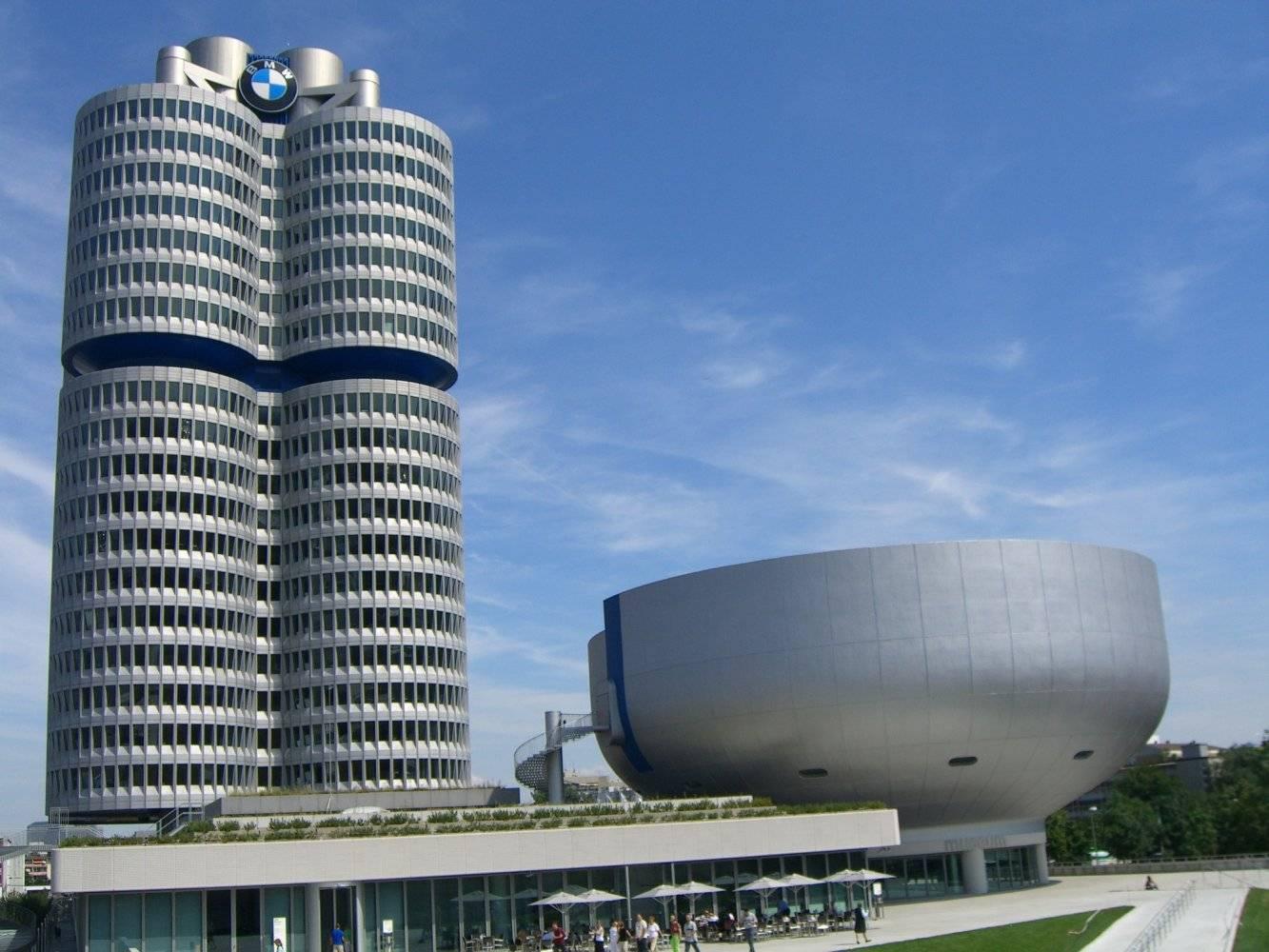 Музей БМВ в Мюнхене – гордость Германии