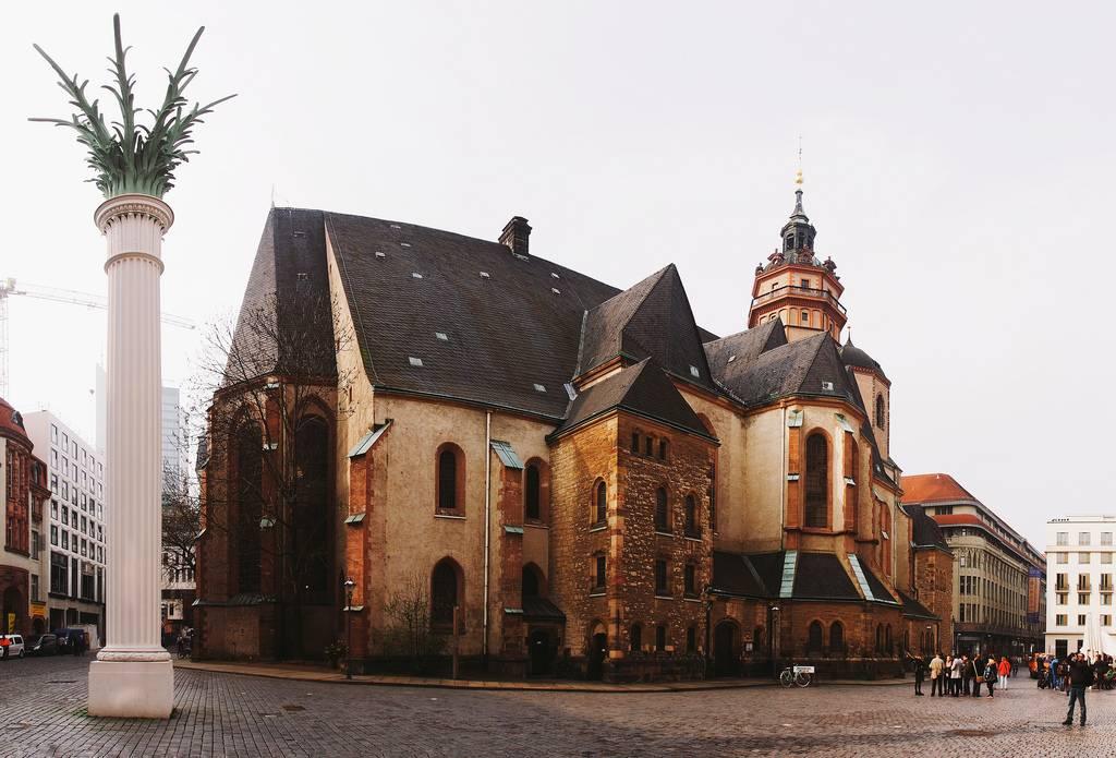 Топ 20 — достопримечательности лейпцига (германия) - фото, описание, что посмотреть в лейпциге