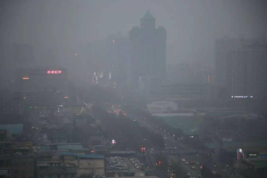 Загрязнение воздуха: основные источники, последствия для человека