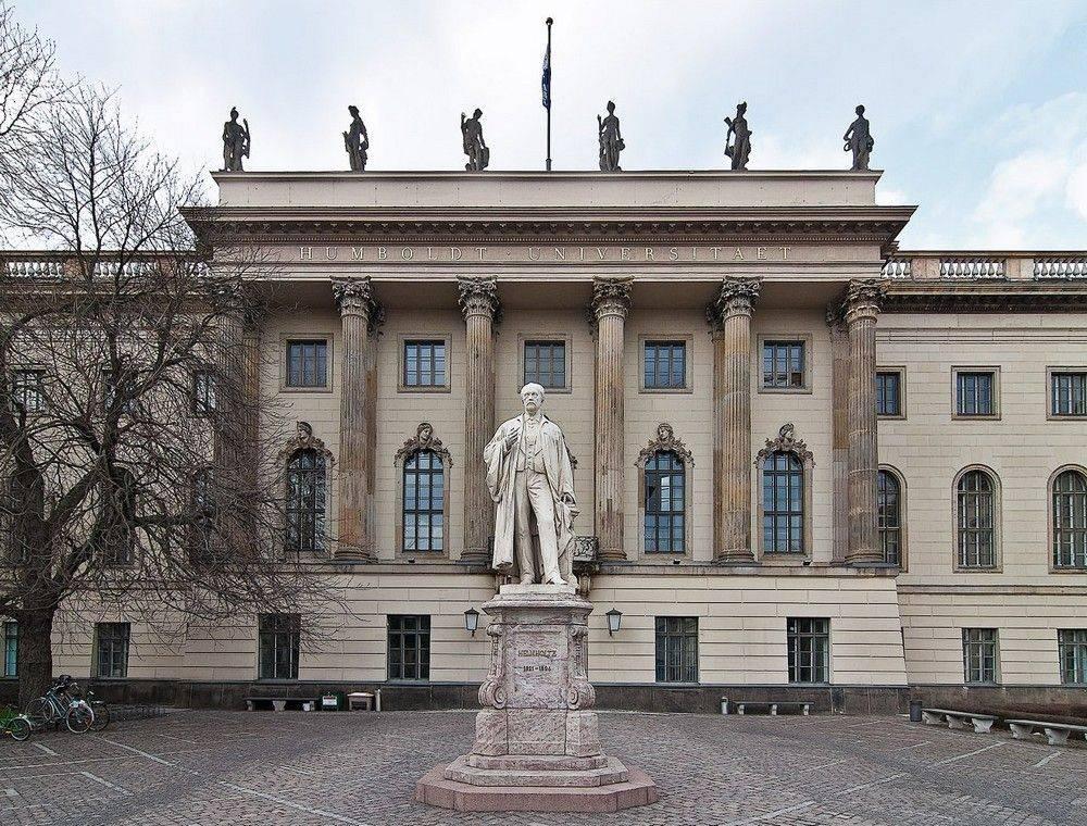 Cвободный университет берлина | freie universität berlin | fu