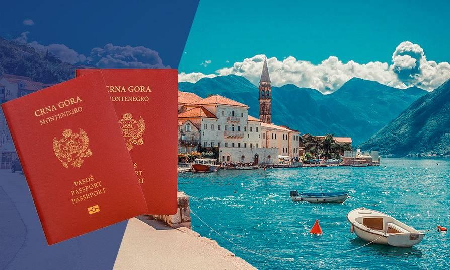 Гражданство черногории: способы получения черногорского паспорта гражданину рф