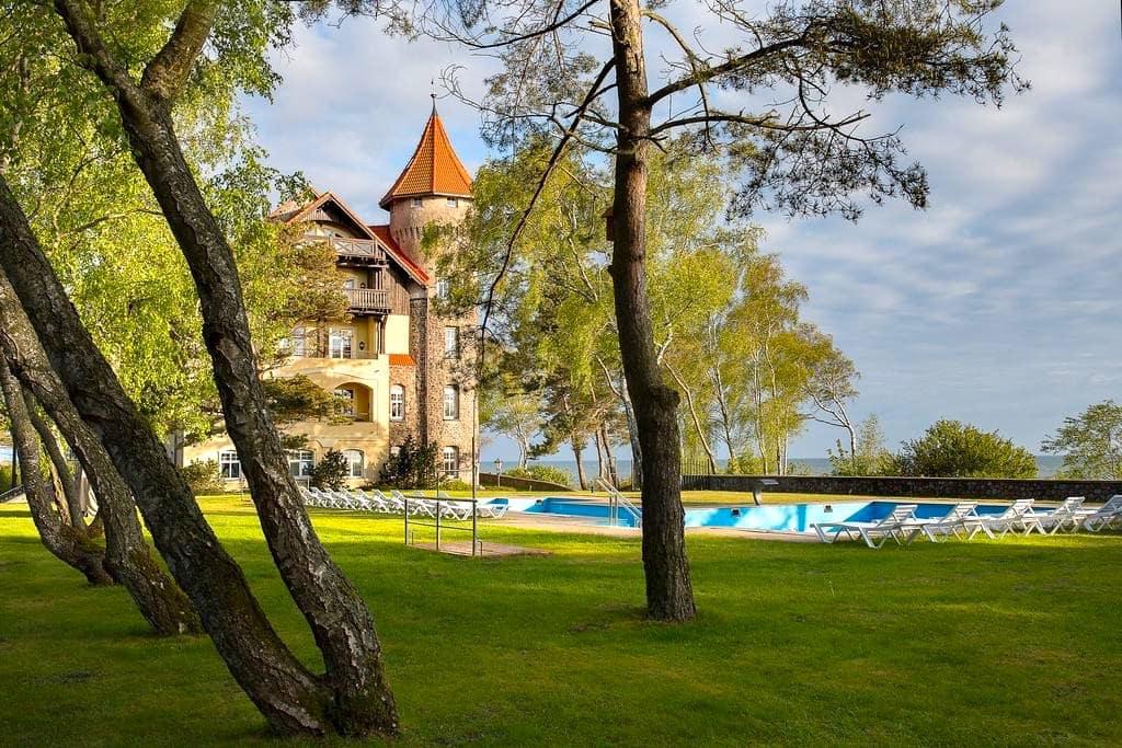 Курорты польши на балтийском море для отдыха, лечения и спорта