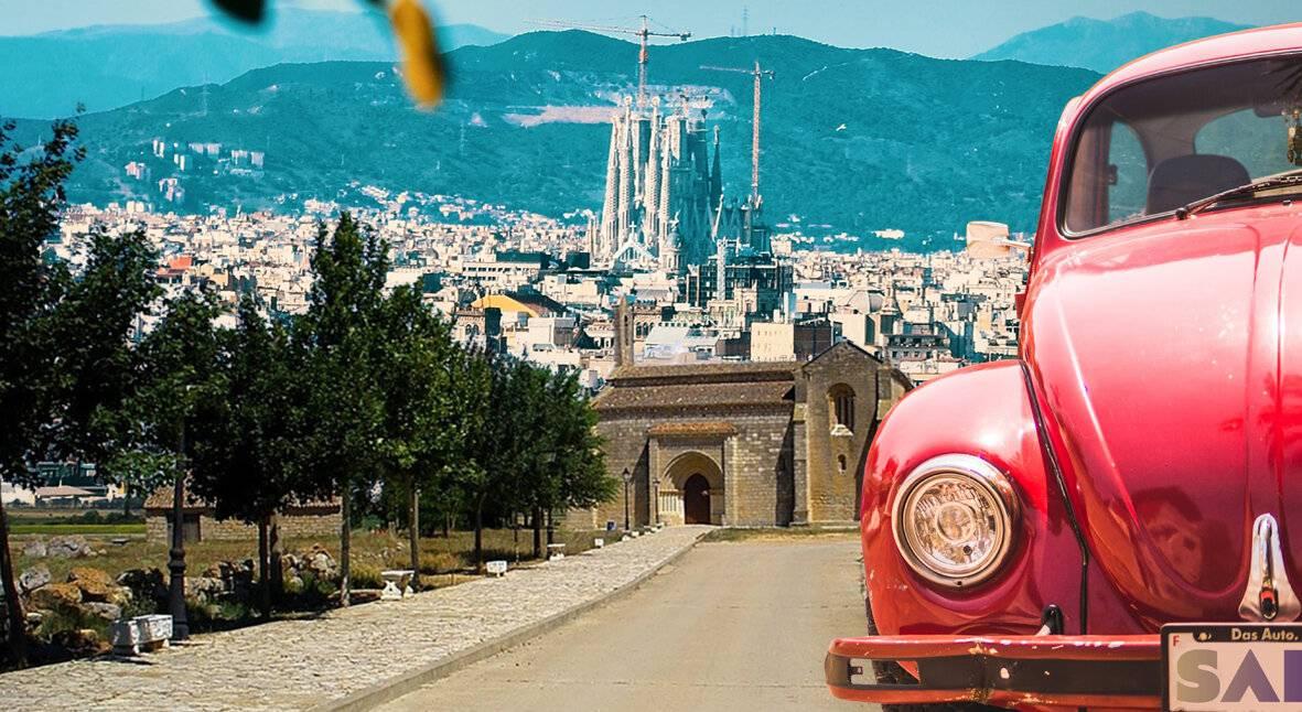 Арендуем машину в испании
