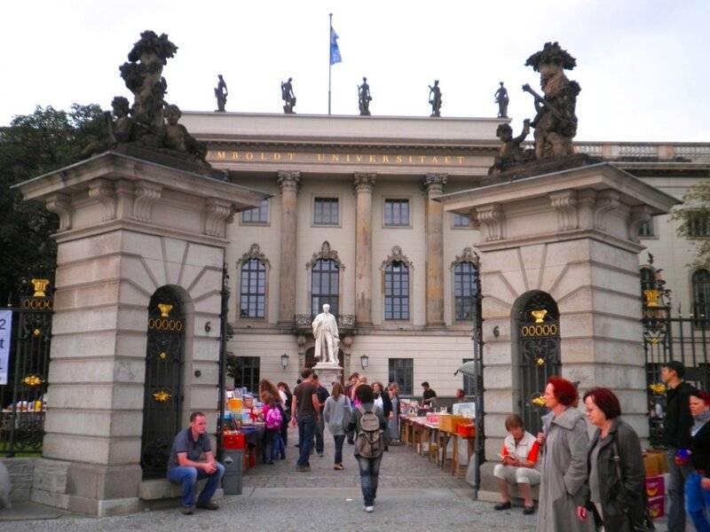 Humboldt-institut - интенсивные курсы немецкого языка - учить немецкий в германии