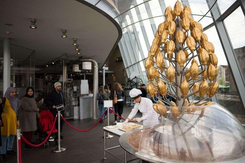 Музей шоколада в кёльне | гастропутеводитель