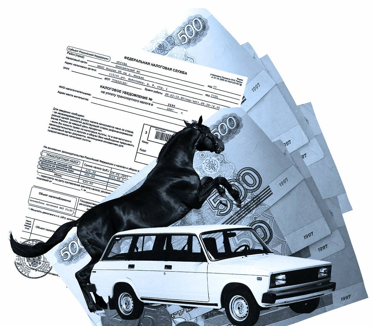 Налог на владение автомобилем в германии