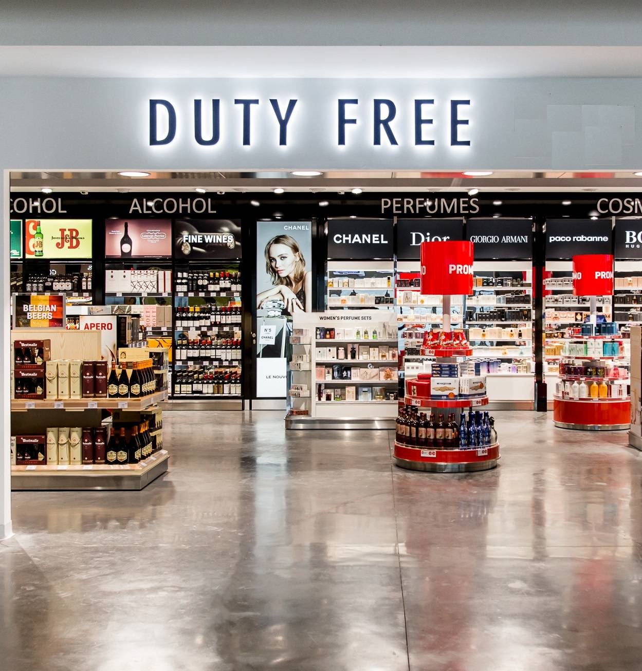 Лайфхак: что стоит покупать в duty free