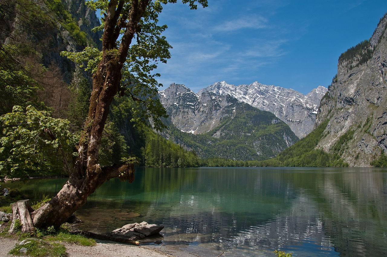 Топ 25 — заповедники и национальные парки германии