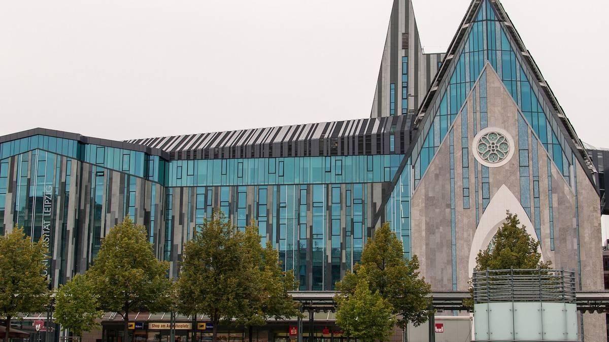 Universität leipzig: faculties and institutions