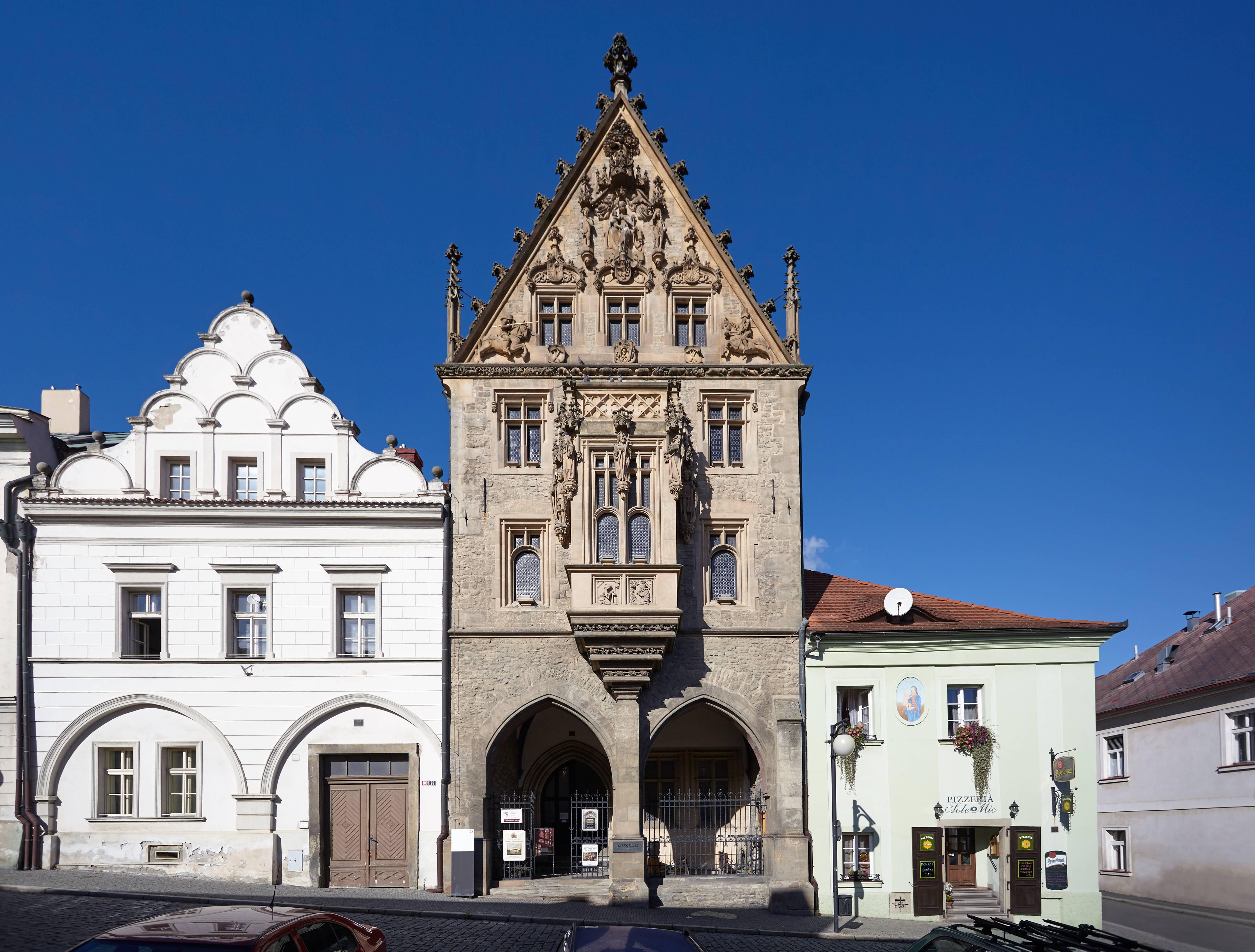 Архитектура в чехии - фото, описание архитектуры в чехии