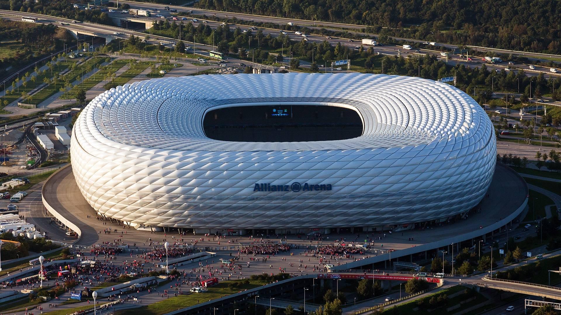 Список футбольных стадионов испании — википедия