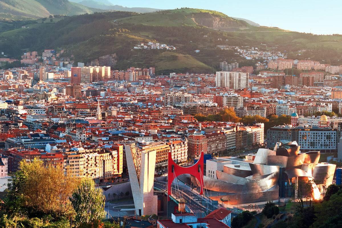 Испания, город бильбао: достопримечательности - gkd.ru