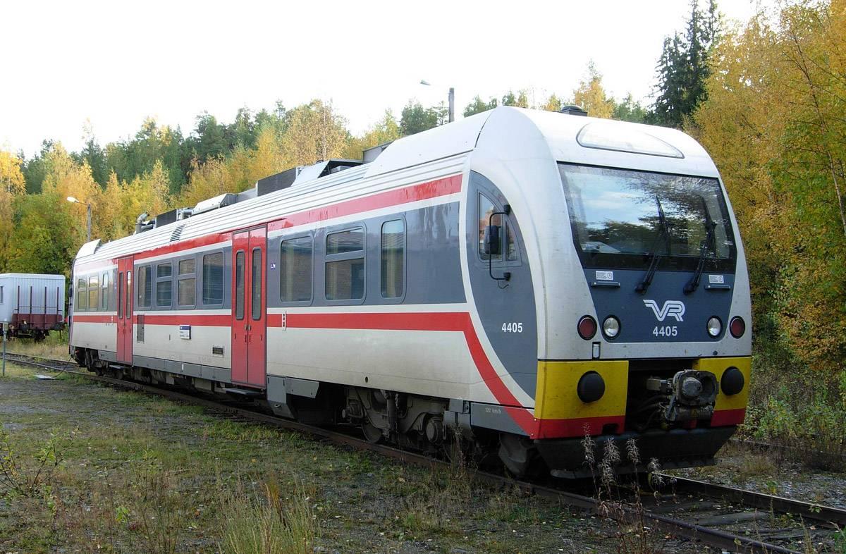 История железнодорожного транспорта в финляндии • ru.knowledgr.com
