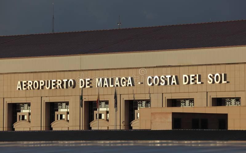 Аэропорт малага - коста-дель-соль