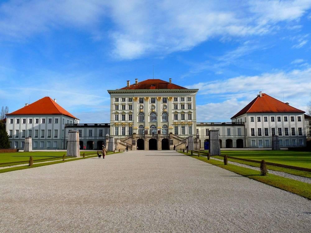 Резиденция в мюнхене: дворцовый ансамбль и сокровищница баварских королей