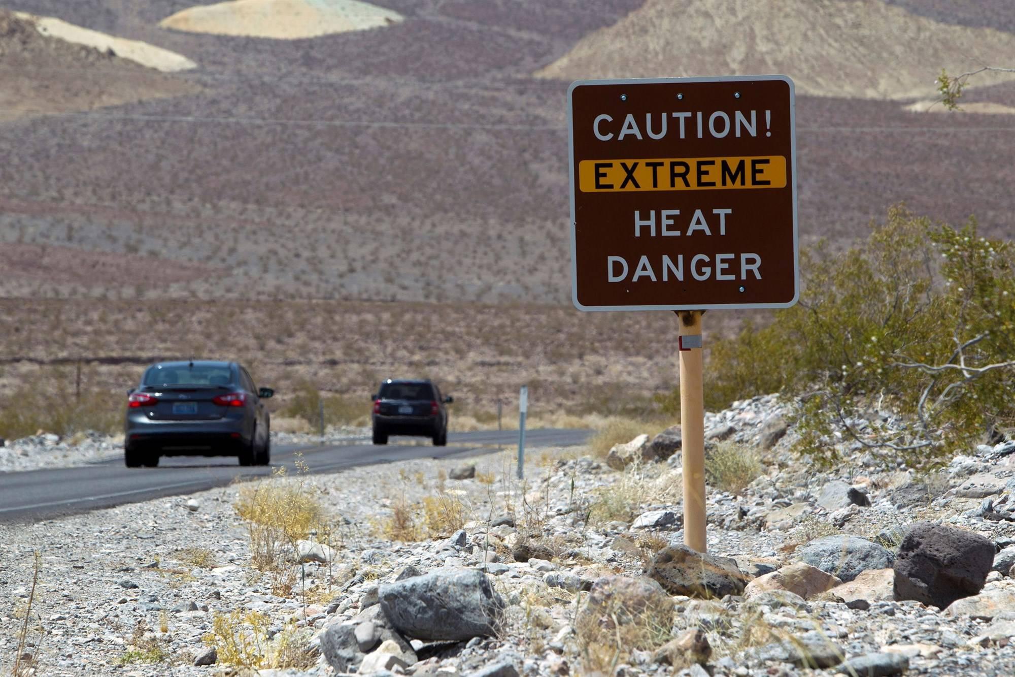 Долина смерти (национальный парк) — википедия
