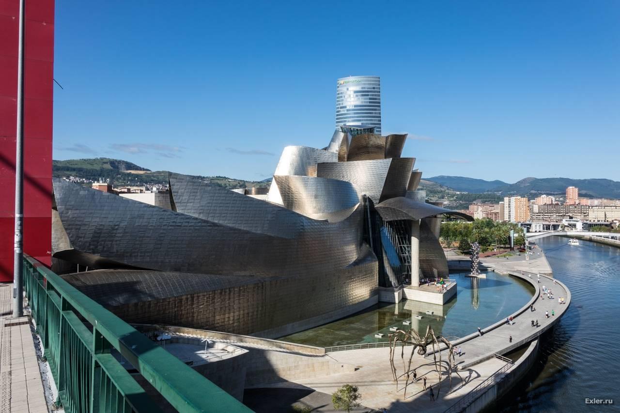 Бильбао, испания: всё о городе с фото, достопримечательности