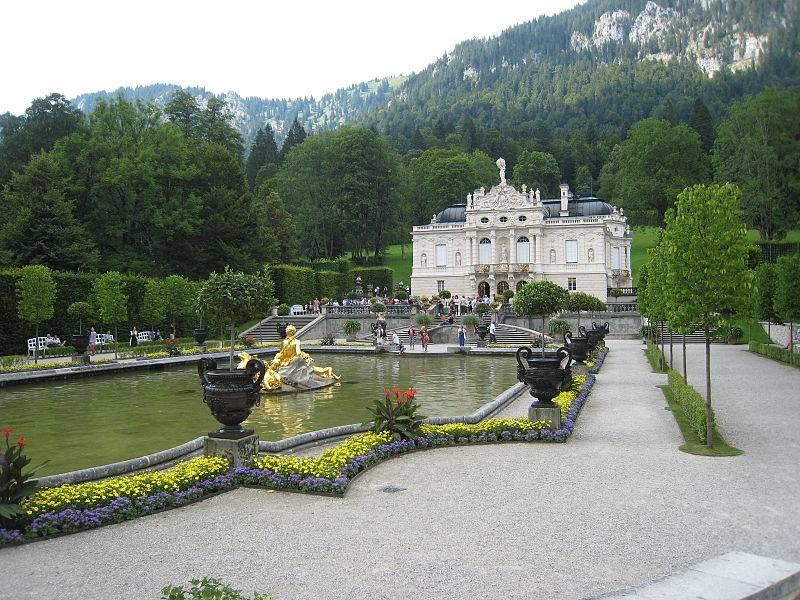 Замки баварии около мюнхена: нойшванштайн, хоэншвангау, линдерхоф, херренкимзее ⋆