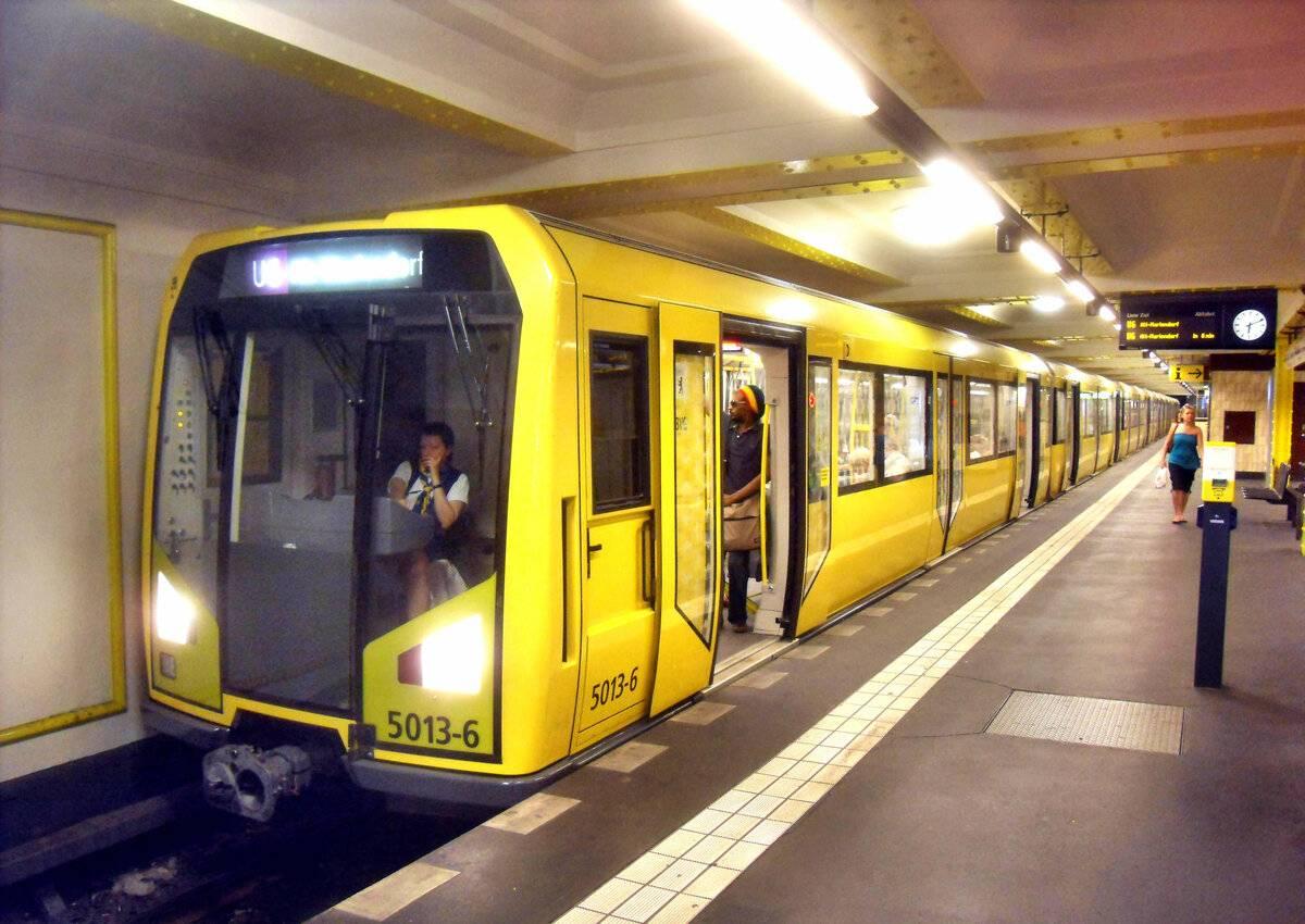 Всё о метро в берлине: как им пользоваться, схема, виды билетов, режим работы